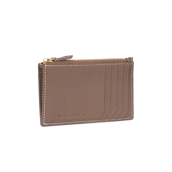 Mini Zip Wallet with Gusset