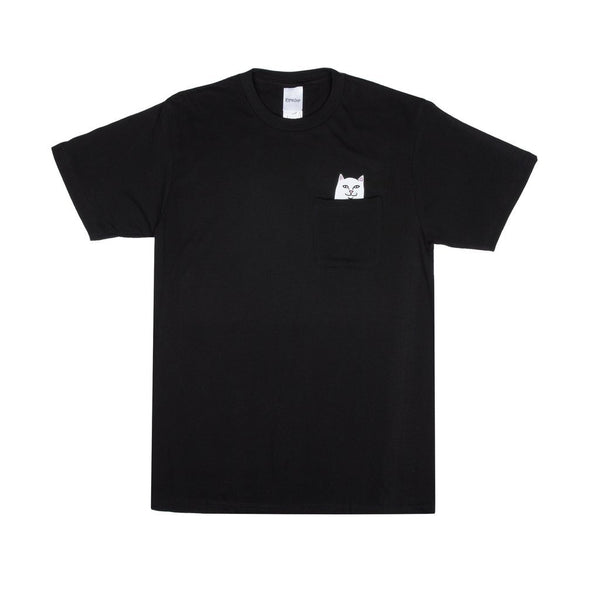 Lord Nermal Pocket Tee - Black