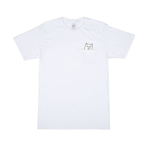 Lord Nermal Pocket Tee - White