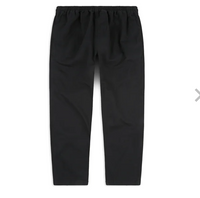 Easy Twill Pant - Black
