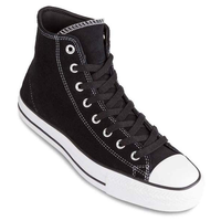 Chuck Taylor All Star Hi Pro - Black Suede