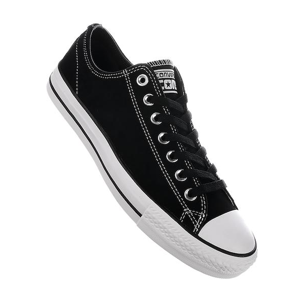 Chuck Taylor All Star Low Pro - Black Suede