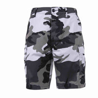 Shorts Color Camo - Grey