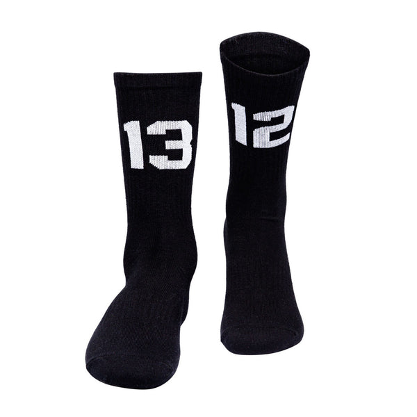 1312 Socks - Black