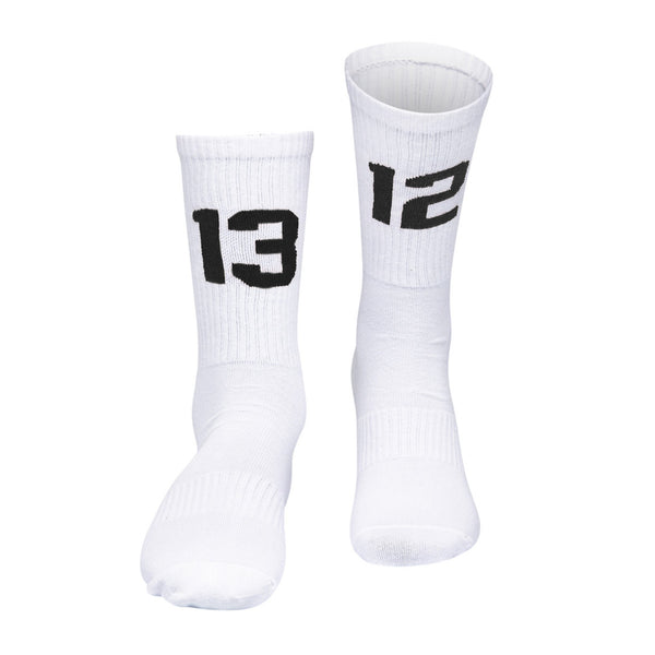 1312 Socks - White