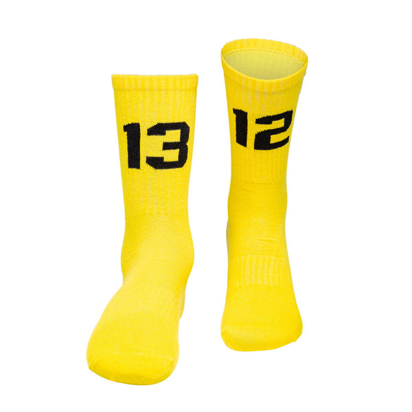 1312 Socks - Yellow
