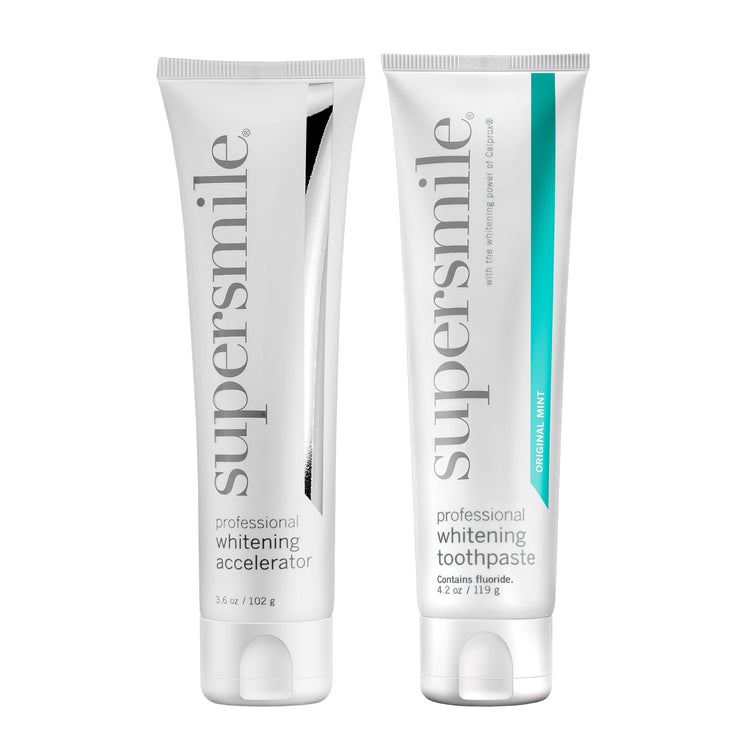 Professional Whitening Home System 4.2oz and 3.6oz - Original Mint