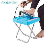 Salon Step Basic - The Beauty Footrest for Easy At-Home Pedicures
