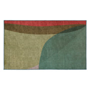 Cove Green Washable Rug