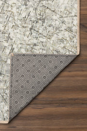 Sotho Beige Washable Rug