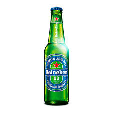 "Heineken ""00"" Botella 33cl"