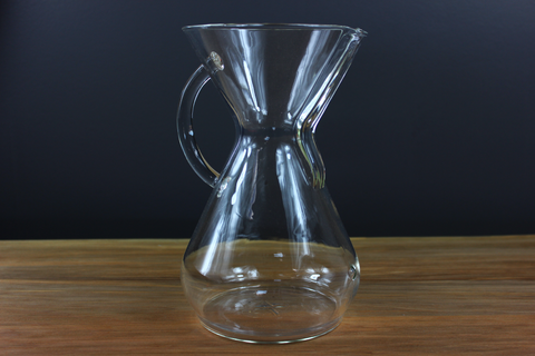 Chemex Coffee Maker 8 Cup Glass Handle