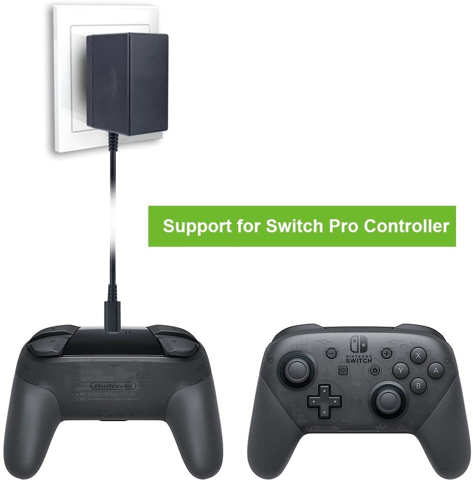 Switch & Switch Lite Power Adapter