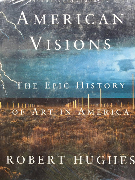 American Visions: The Epic History of Art in America, 1997