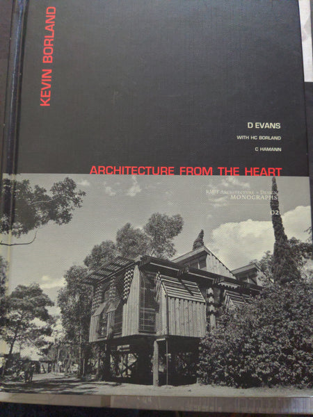 Kevin Borland: Architecture from the Heart