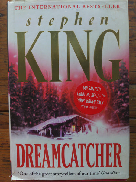 """Dreamcatcher"" by Stephen King (Hardcover, 2001)-First Edition"