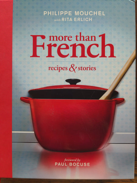 More than French by Phillipe Mouchel
