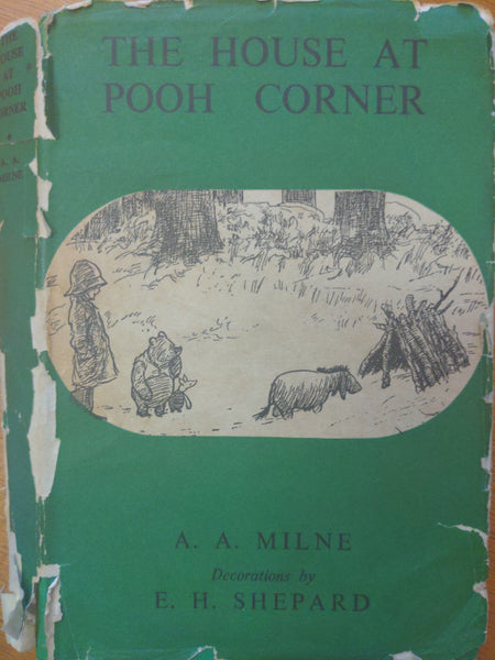 The House at Pooh Corner 1953 reprint