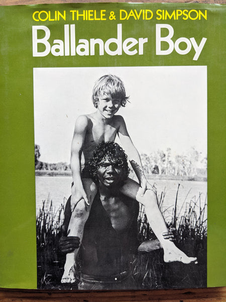 Ballandar Boy:  THIELE, Colin; SIMPSON, David (photographer)