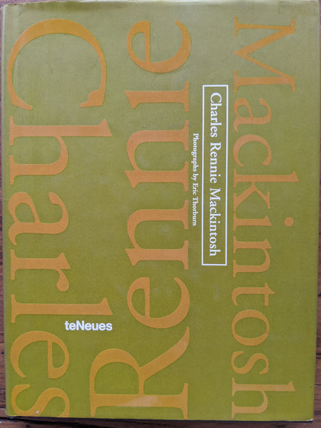 Charles Rennie Mackintosh by teNeues Publishing UK Ltd (Hardback, 2002).