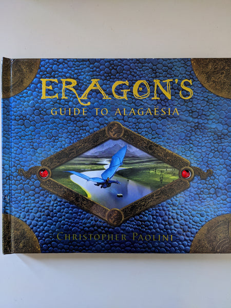 Christopher Paolini Eragon's Guide to Alagaesia