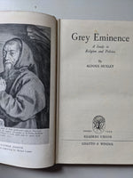 Grey Eminence by Aldous Huxley