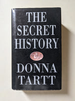 The Secret History by Donna Tartt