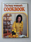 Four Australian Women's Weekly cookbooks published in 1971 and 1972.  Ellen Sinclair editor.