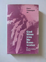 God Bless You, Mr. Rosewater Or Pearls Before Swine By VONNEGUT, Kurt, Jr.