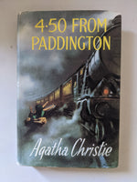 4.50 From Paddington - Agatha Christie (1959) Book Club Edition