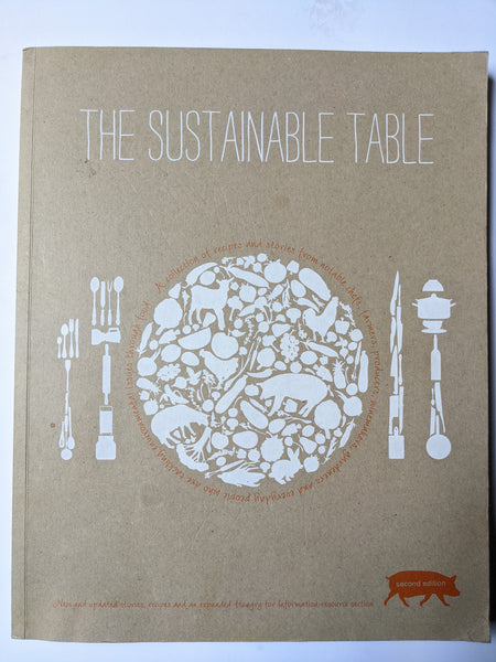 The Sustainable Table  Cassie Duncan, Hayley Giachin