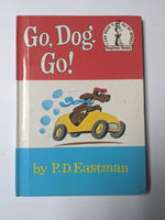 Go Dog Go by P D Eastman