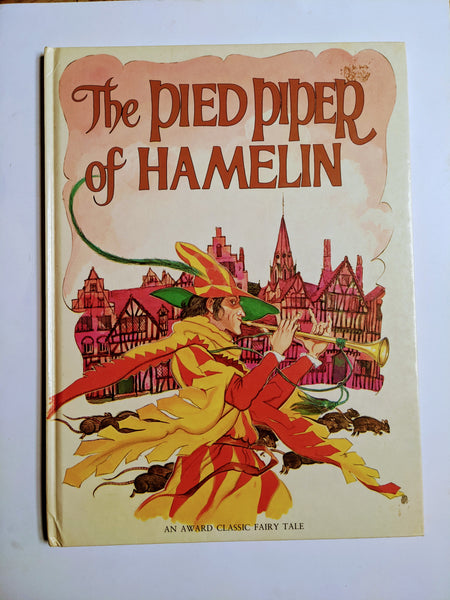 The pied piper of Hamelin Book by Robert Browning