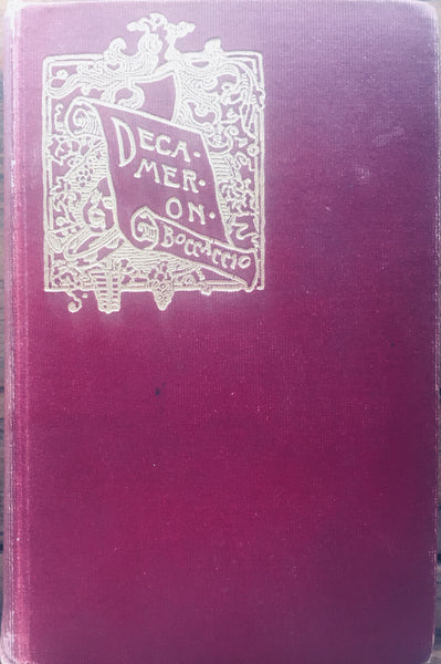 The Decameron by Boccaccio vol iv