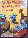 Little Black Goes to the Circus by Walter Farley