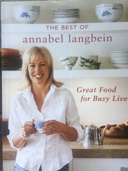 The Best of Annabelle Langbein