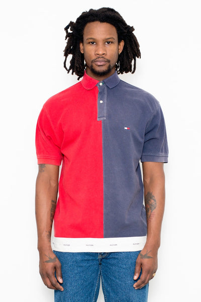 90's Vintage Tommy Hilfiger Polo Shirt