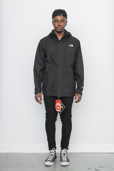 The North Face All Terrain Gore-Tex Black Jacket