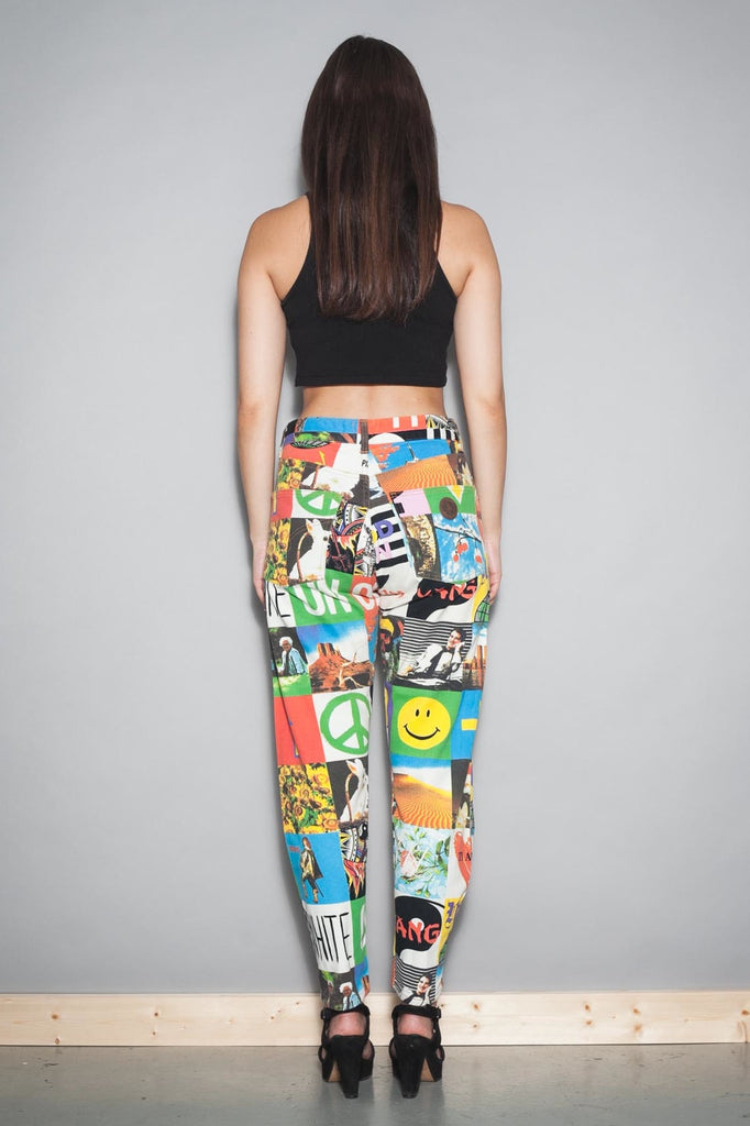 Vintage 90's Printed Moschino Jeans