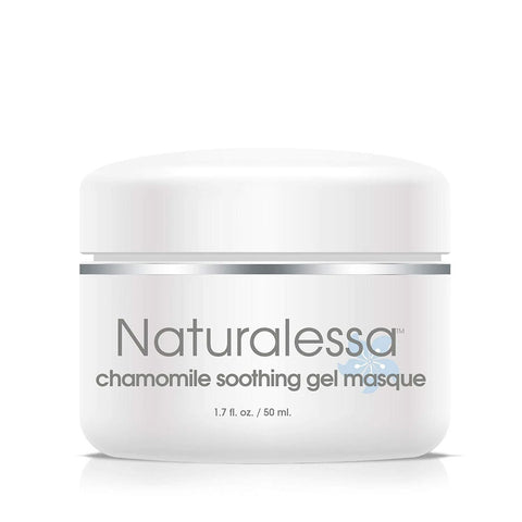 Chamomile Soothing Gel Masque - Naturalessacollection