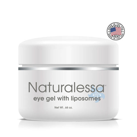 Firming Eye Gel with Liposomes - Naturalessacollection