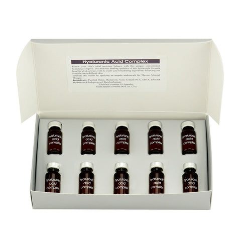 Hyaluronic Acid Complex - Naturalessacollection