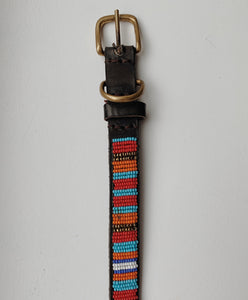 Beaded Dog Collars