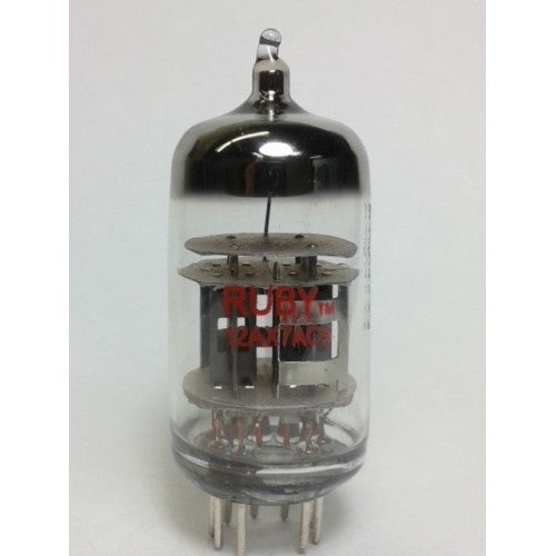 Ruby 12AX7WBC Preamp Tube