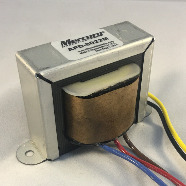 Tweed Deluxe Style Output Transformer - APD-8022M by Mercury Magnetics (Upgrade of 40-18022)
