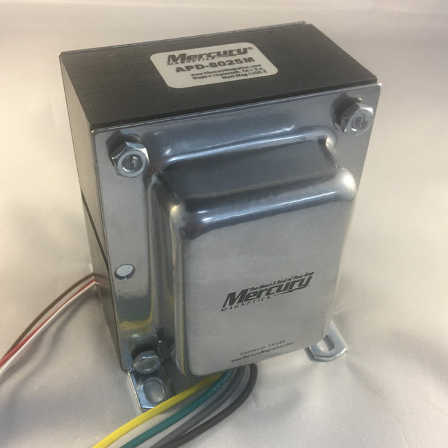 Marshall Style 50W Output Transformer - 4/8/16 APD-8025M by Mercury Magnetics (Upgrade of 40-18025)
