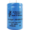 32+32uF F&T Electrolytic Capacitor 32uF/32uF F&T Capacitor