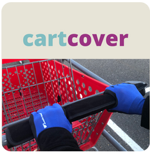 Load image into Gallery viewer, The Cart Cover ™ - Bacteria & Virus Protection