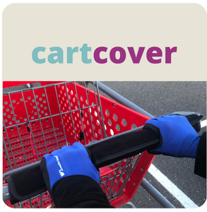 The Cart Cover ™ - Bacteria & Virus Protection