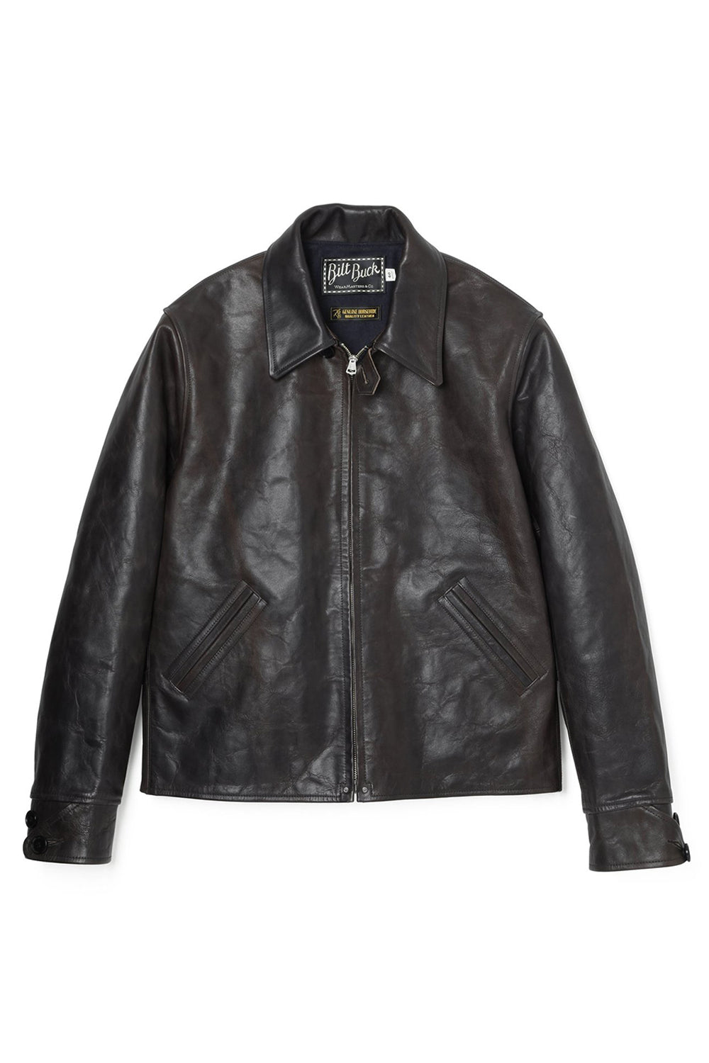 Lot.380 Horsehide Stallion Jacket